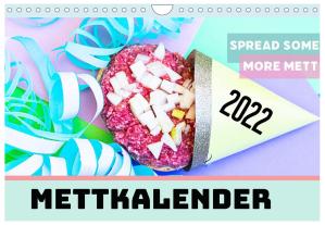 Mettkalender - Spread Some More Mett 2022